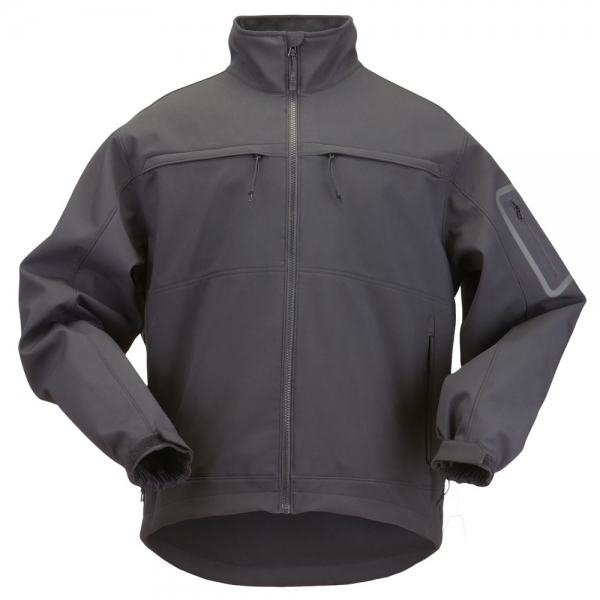 5.11 КУРТКА TACTICAL CHAMELEON SOFTSHELL JACKET BLACK 48099INT